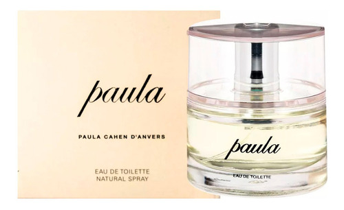 Perfume Paula Cahen Danvers Original Mujer Nacional 100 Ml