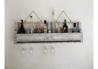 Muebles De Palets - Porta Vinos De Palets