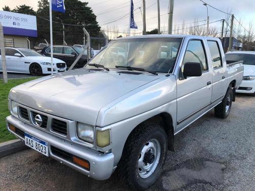 Nissan D21 4x2 Diesel Aire Y Dirección!!