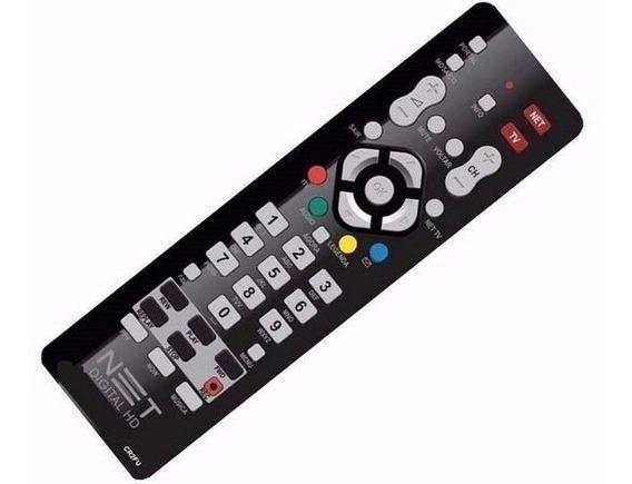 Controle Remoto 100% Original Para Net Digital E Hd Max