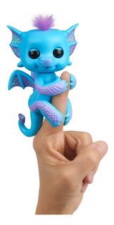 Juguete Fingerlings Dragon Interactivo Original Babymovil