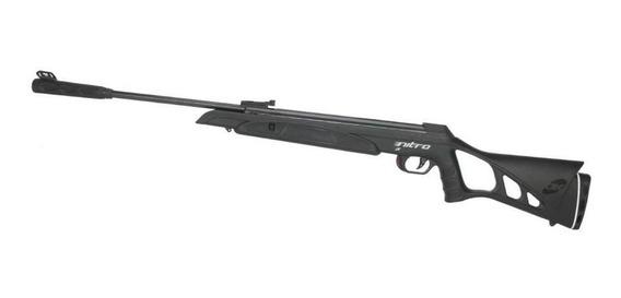 Carabina De Pressão Cbc Nitro X 1000 Oxidada 5,5mm 305 M/s