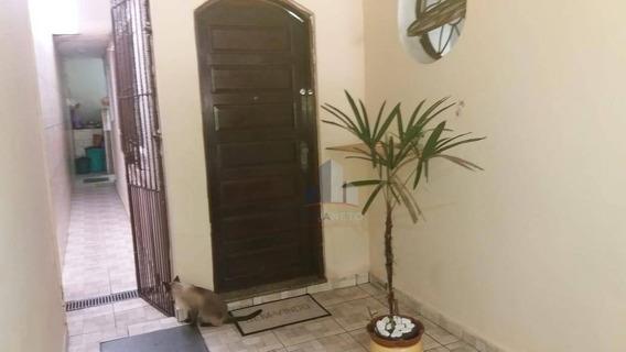 Casa Com 4 Dormitórios Para Alugar, 250 M² Por R$ 1.250/mês - Jardim Alzira Franco - Santo André/sp - Ca0212