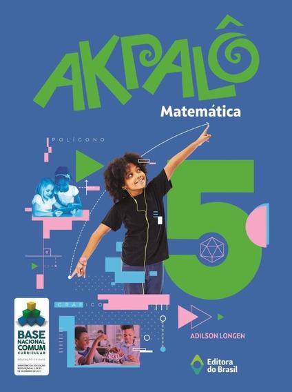 Akpalô Matemática - 5º Ano