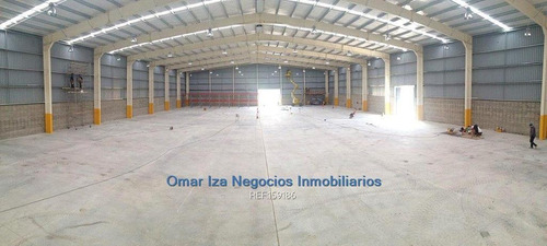 Iza. Excelente Local Industrial Deposito Logistica Galpon