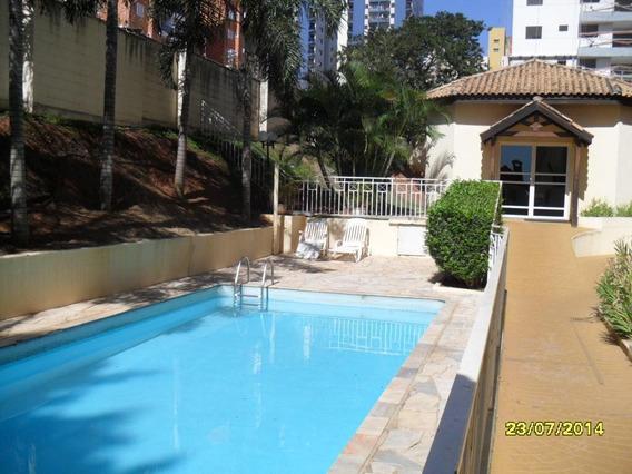 Apartamento Com 2 Dormitórios Para Alugar, 75 M² Por R$ 1.700,00/mês - Mansões Santo Antônio - Campinas/sp - Ap3105