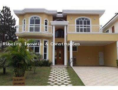 Casa Em Condomínio Para Venda Em Barueri, Dezoito Do Forte Empresarial/alphaville., 4 Dormitórios, 4 Suítes, 6 Banheiros, 4 Vagas - 0136_2-1038389