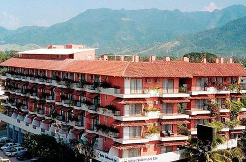 Imagen 1 de 14 de Hotel En Venta Suites Del Sol Puerto Vallarta