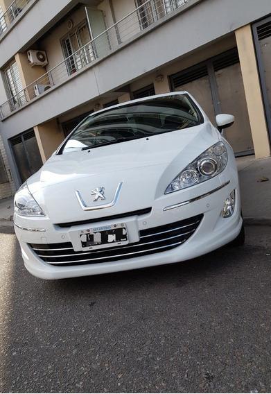Peugeot 408 Sport 1.6 (163cv) - Thp | 2014 - Única Mano.-