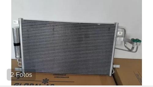 Condensador Tucson Kia Sportage