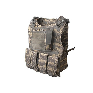Aleko Pbtv52 Paintball Airsoft Cofre Protector