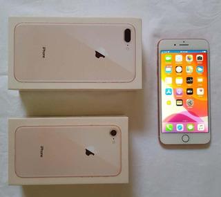 iPhone 8 Gold Plus 256 Gb Vitrine , 6 Meses Garantia