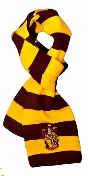 Harry Potter Bufandas Hogwarts Gryffindor Slytherin Cosplay
