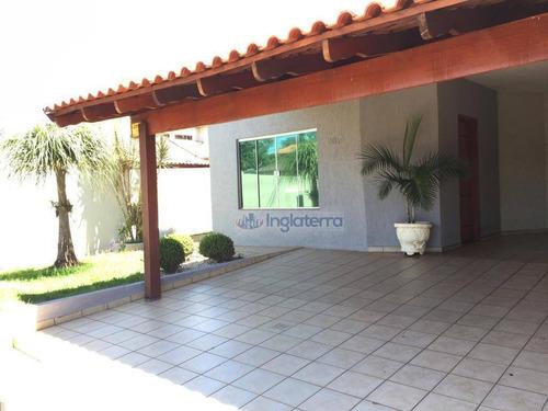 Imagem 1 de 25 de Casa À Venda, 150 M² Por R$ 430.000,00 - Santa Mônica - Londrina/pr - Ca2000
