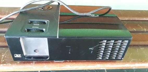 Projetor Optoma Ep 761 3200 Lumens Funcionando S/controle