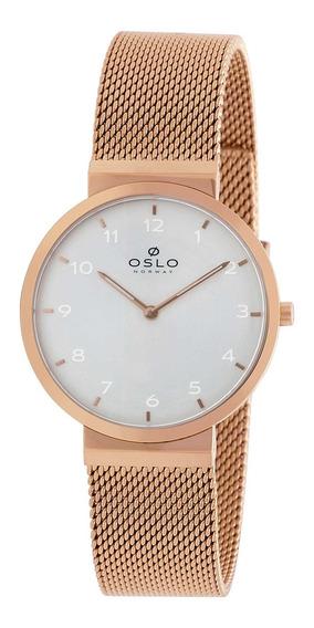 Relógio Oslo Sapphire Feminino Ofrsss9t0006 S1rx