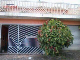 Casa Residencial Para Venda E Locação, Jardim Nossa Senhora Aparecida, Francisco Morato. - Ca0199