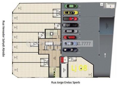 Loja, 54 M², Centro - 185522