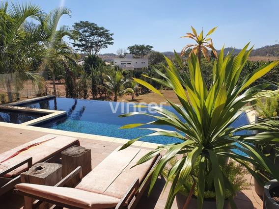 Casa Em Condominio - Residencial Aldeia Do Vale - Ref: 494 - V-494