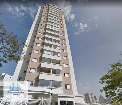 Imagem 1 de 30 de Apartamento Com 2 Dormitórios À Venda, 63 M² Por R$ 550.000,00 - Bosque Da Saúde - São Paulo/sp - Ap3660