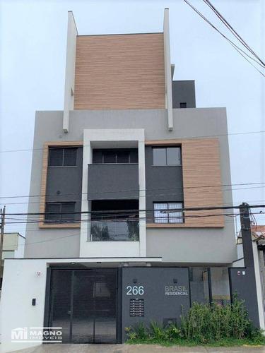 Imagem 1 de 22 de Apartamento Com 2 Dormitórios Para Alugar, 49 M² Por R$ 2.000/mês - Mooca - São Paulo/sp - Ap2520