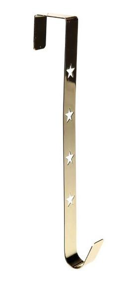 Suporte P/ Pendurar Guirlanda Estrela Decoração Natal 30cm D