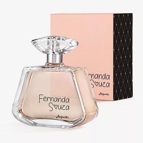 Perfume Colônia Fernanda Souza Jequiti 100ml
