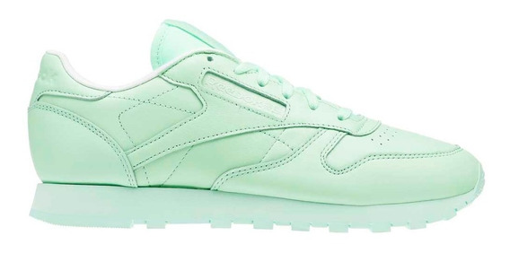 Zapatillas Moda Reebok Classic Leather Pastels Mujer V