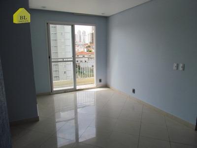 Apartamento Semimobiliado 02 Dormitórios E 1 Vaga | M944