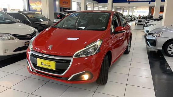 Peugeot 208 2017 1.2 Active Pack Flex Completo Seminovo Uber