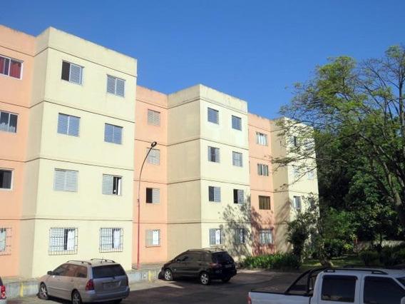 Apartamento Com 2 Dormitórios À Venda, 48 M² Por R$ 185.000 - Parque Pinheiros - Taboão Da Serra/sp - Ap0733