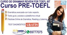 Advanced English Grammar For Toefl Ibt