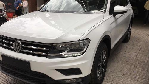 Volkswagen Tiguan Allspace 1.4 Tsi Trendline 0km A Patentar