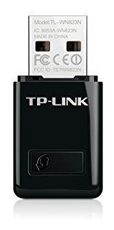 Wireless Tp-link Adapt Usb Tl-wn823n Nano 300mbps- Curitiba