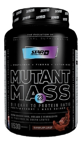 Mutant Mass 1,5kg.