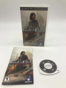 Prince Of Persia Forgotten Sands Sony Psp Original Físico