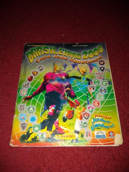 Album Campeonato Brasileiro 2000 Sucata