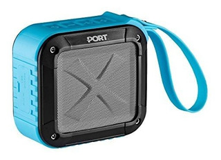 Altavoz Bluetooth 4.0 Impermeable, Portatil Por Puerto | Rec