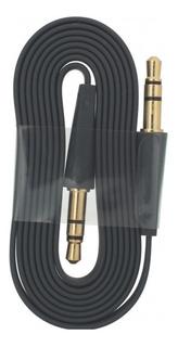Cable Audio Auxiliar 1x1 De 3.5 Mm; 3 Metros De Largo
