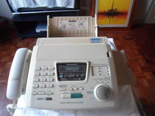 Telefone/fax Panasonic Kx-fp270la