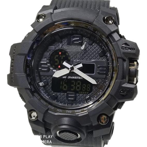 Relógios Esportivos Militar Digital E Analógico