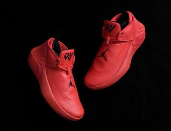Tenis Nike Jordan Sport Red