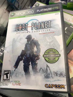 Lost Planet Xbox 360