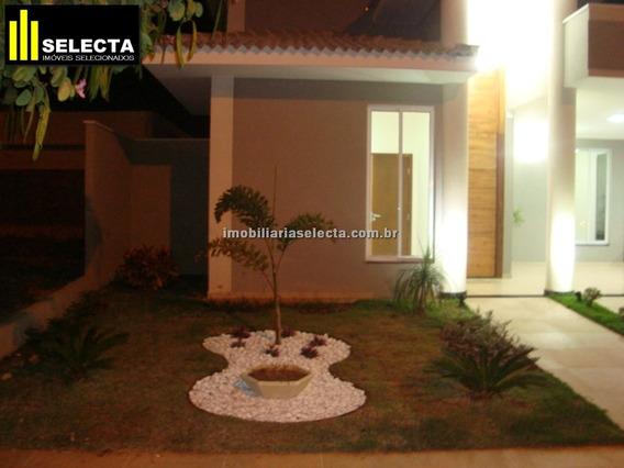 Linda Casa No Condominio Damha Vi Em Rio Preto. - Ccd3779