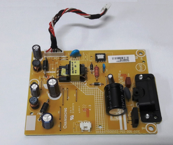 Placa Fonte Monitor Aoc E97swnl Código 715g6503-p02-006-001c