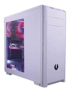 Gabinete Gamer Bitfenix Nova Window White