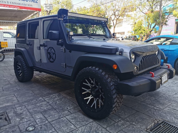 Jeep Rubicon Impecable 2017
