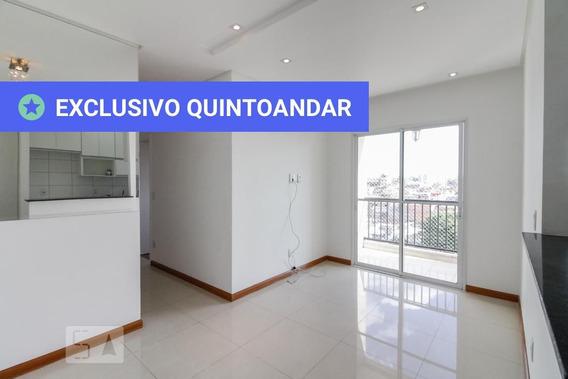 Apartamento No 10º Andar Com 2 Dormitórios E 1 Garagem - Id: 892953622 - 253622