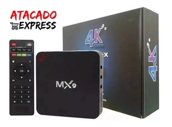 Tranforme Sua Tv Em Smart 4k Pro 3gb/32gb