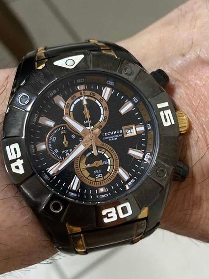 Relógio Technos Peça De Colecionador Sem Caixa Sem Manual